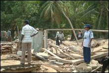 SLAF attack on Puthukkudiyiruppu