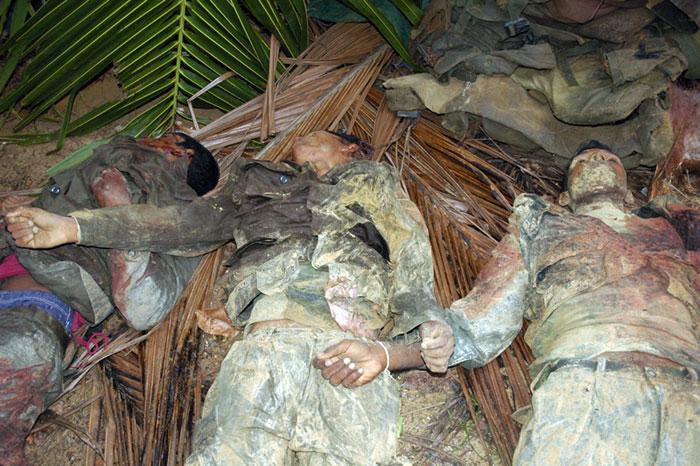 Of dead pics bodies