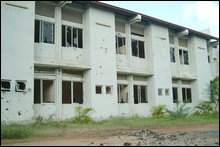 shells hit Kilinochchi Hospital