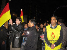 United Kingdom vigil