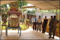 HRC key officials visit Jaffna