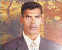 Diaspora Tamil dies in self-immolation