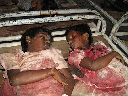 Children killed in SLA shelling