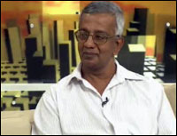 Associate Professor Sisira Jayasuriya