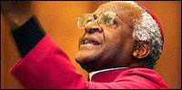 Nobel Laureate, Archbishop Emeritus Desmond Tutu