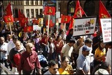 Australian Tamils rally in Sydney