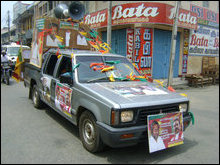 Election campaign