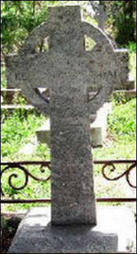 Grave of Peter Percival. Image by Shanti Pappu, in The Hindu