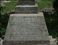 Grave of Robert Bruce Foote. Image by Shanti Pappu in The Hindu