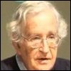 Noam Chomsky, Professor Emeritus of linguistics at MIT