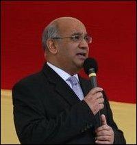 Keith Vaz, MP
