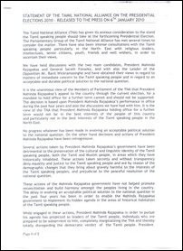 TNA statement (Page 1)