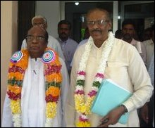 ITAK submits candidates' list to contest Jaffna