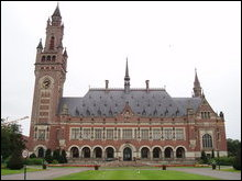 International Court of Justice  (Hague)
