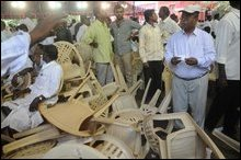 Lawyers, media persons attacked in Chennai