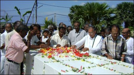 Thanthai Chelva remembered on his 33rd
