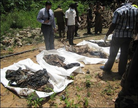 Dead bodies found in Ki'linochchi