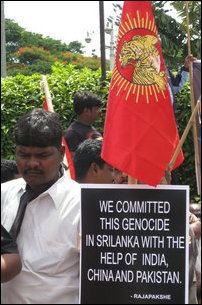 Protests in Tamil Nadu