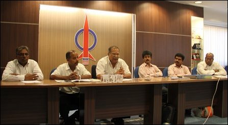 DAP Press Conference on Genocide Against Tamils