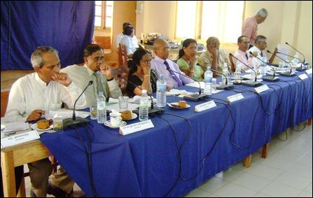 Sri Lanka's reconciliation commission (LLRC) in Jaffna