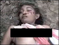 sri lankan naked girls http://srilankastateterrorism.blogspot.com/2010/12/naked-body-of-woman-in-channel-4-video.html