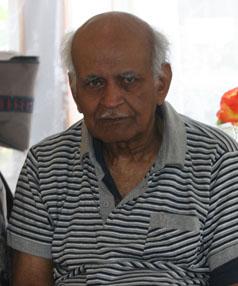 Veteran Eezham Tamil academic, diaspora leader Theva Rajan passes away