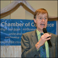 Stephen Timms, Labor MP for East Ham