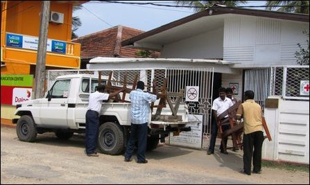 ICRC closes office in Jaffna