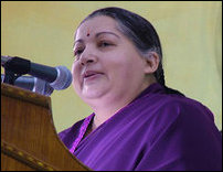 Ms. Jayalalithaa