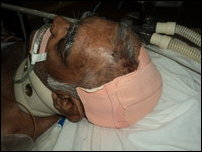 Kuganathan in Hospital