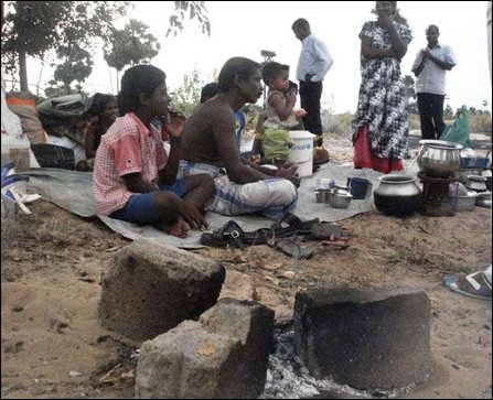 Abandoned IDPs in Vadamaraadchi East