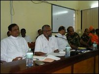 SL meeting in Jaffna