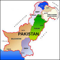 Provinces in Pakistan