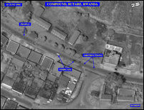 Pentagon produces satellite photos of 1994 Rwanda genocide