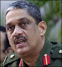 Maj. Gen. Sarath Fonseka