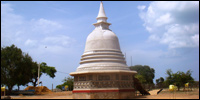 Sinhala-Buddhist temple opened to 'celebrate' genocide at Mu'l'livaaykkaal