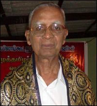 Mayilangkoodaloor P Nadarajan
