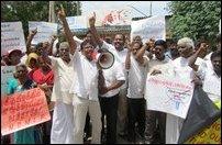 Nelliyadi protest