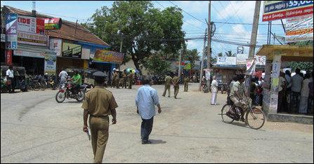 Nelliayadi protest
