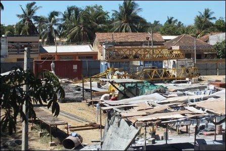 TamilNet: 15 07 12 SLA appropriates more lands for militarisation of