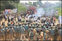 MDMK protest