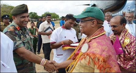 CPA visiting Jaffna