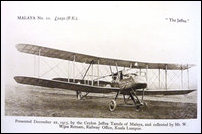 F.E. 2b, Malaya Tamils' gift to the British