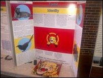 Heroes Week observed by Tamil Students in Canada