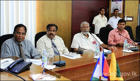 SL governor's meeting on sports