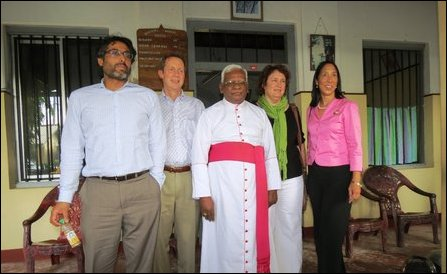 US officials visiting Jaffna