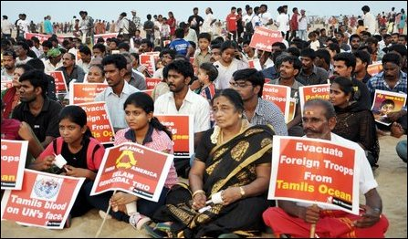 Remembrance event in Chennai on 19 May, 2013