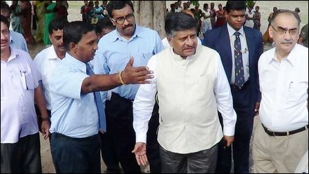 Visit by BJP-led Indian delegation to Jaffna