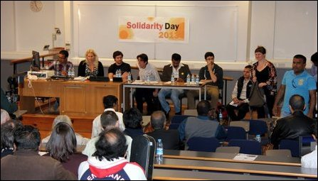 Solidarity Day, UK