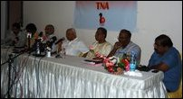 TNA meeting in Jaffna
